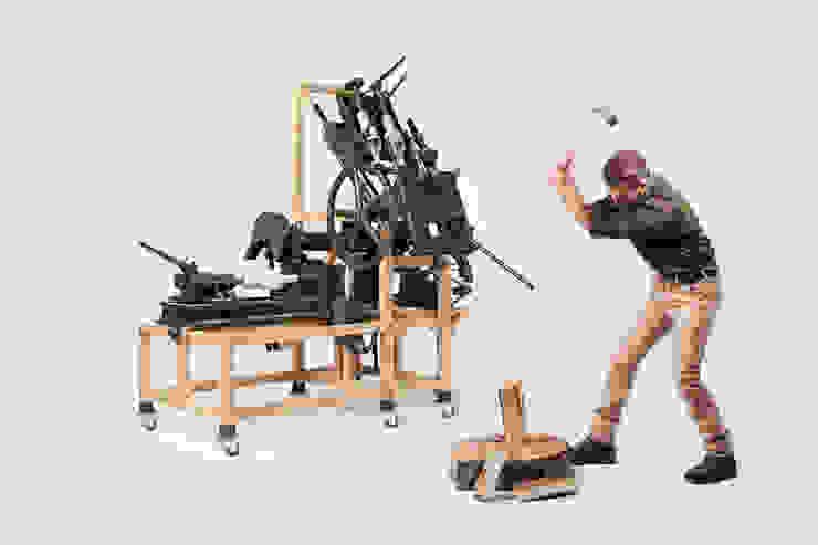 Machine van Studio Daan Brandenburg Landelijk