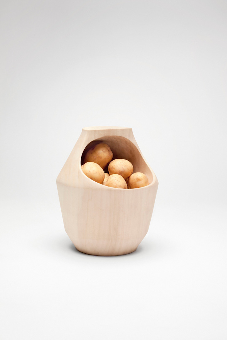 Potato bowl van Studio Daan Brandenburg Landelijk