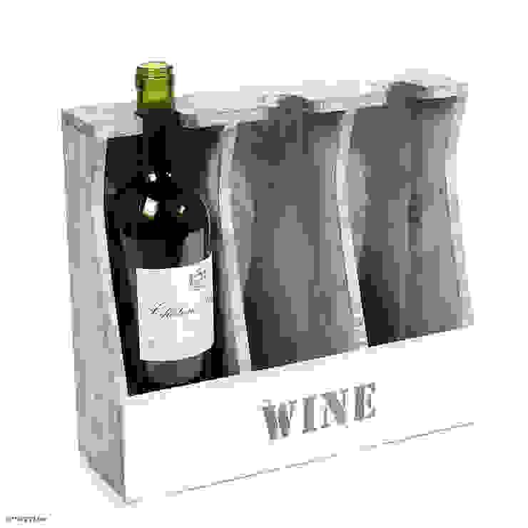 Wine van Groothandel in decoratie en lifestyle artikelen Landelijk
