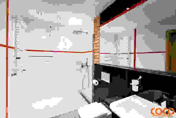 Bathroom by COCO Pracownia projektowania wnętrz, Industrial