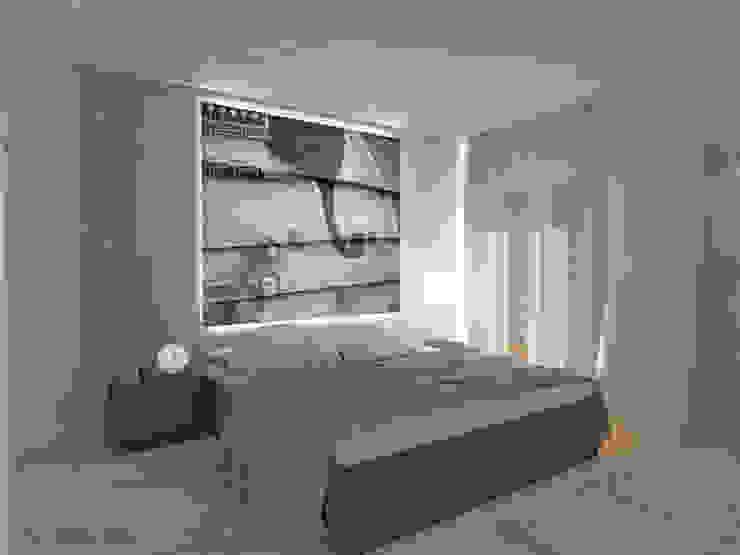 Arch. Giorgia Congiu Modern Bedroom