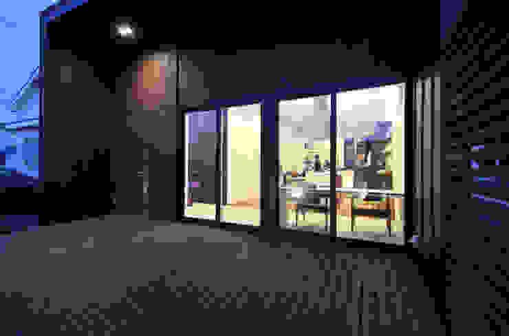 HGCNH モダンな 家 の 株式会社コウド一級建築士事務所 モダン