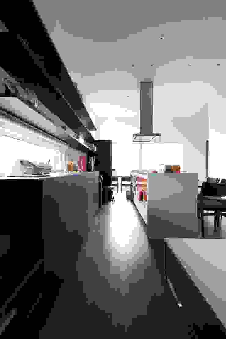 HGCNH モダンな キッチン の 株式会社コウド一級建築士事務所 モダン
