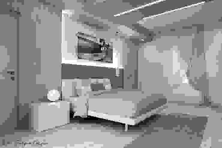 Arch. Giorgia Congiu Mediterranean style bedroom