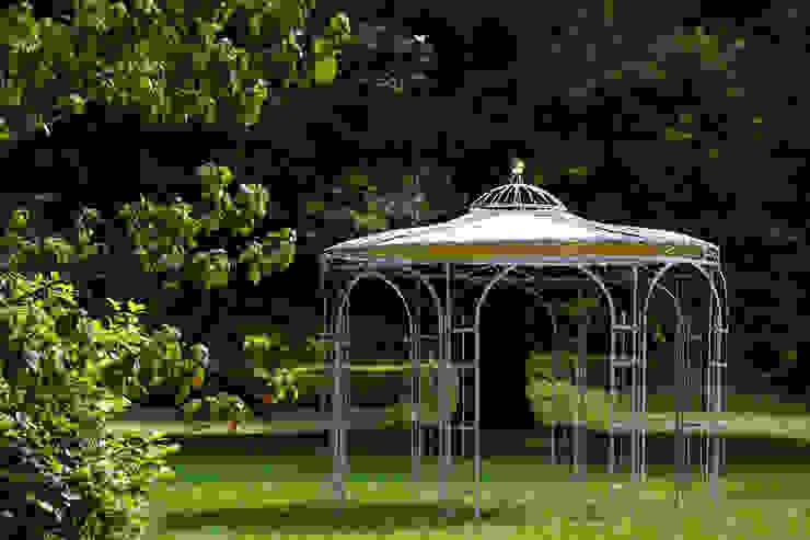 Gartenpavillon Eleganz 350cm Zink von Holz-Wohn-Bau GmbH - kuheiga.com Klassisch