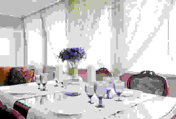 Ivory Studio Klasik Yemek Odası