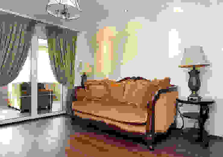 Ivory Studio Klasik Oturma Odası