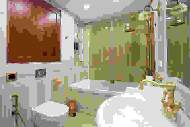 Частный дом в г. Колпино Ванная в классическом стиле от Ivory Studio Классический