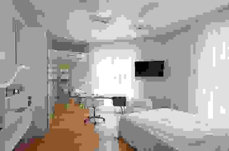 Kamar Tidur Minimalis Oleh VOX Architects Minimalis