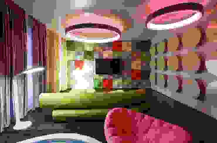Minimalist Çocuk Odası VOX Architects Minimalist