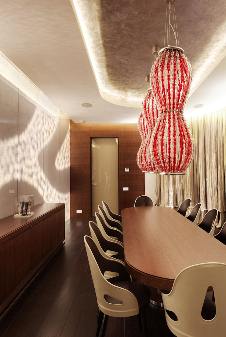 Minimalist Yemek Odası VOX Architects Minimalist