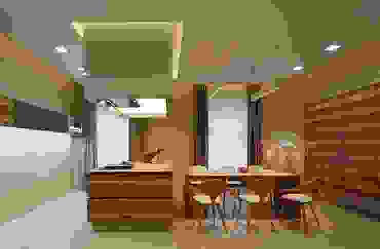 Dapur Minimalis Oleh VOX Architects Minimalis