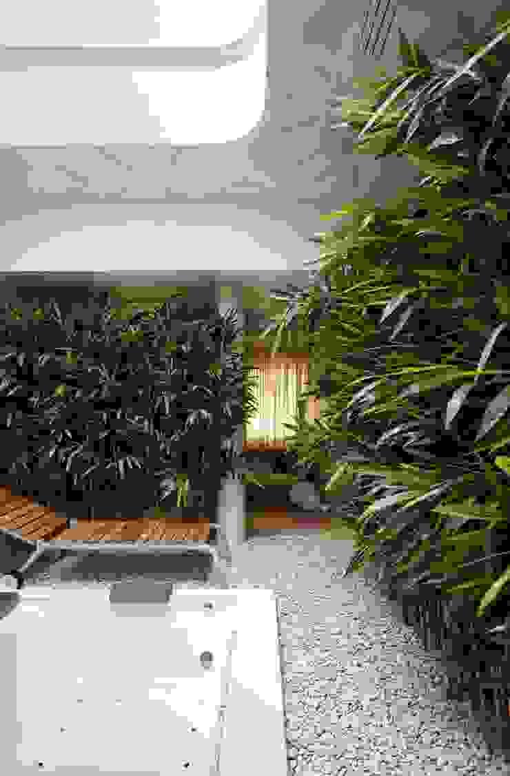 Minimalist Kış Bahçesi VOX Architects Minimalist
