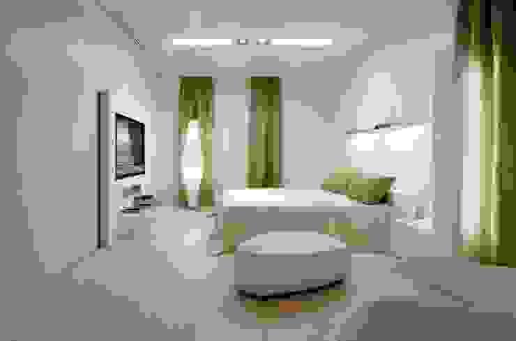 Minimalist Yatak Odası VOX Architects Minimalist
