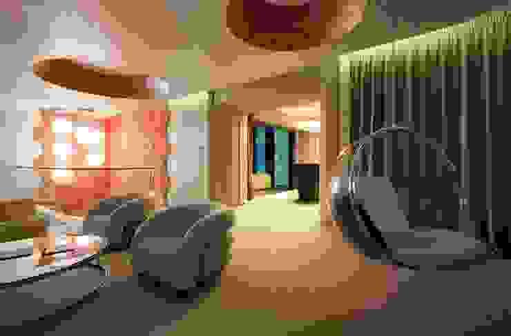 Ruang Keluarga Minimalis Oleh VOX Architects Minimalis