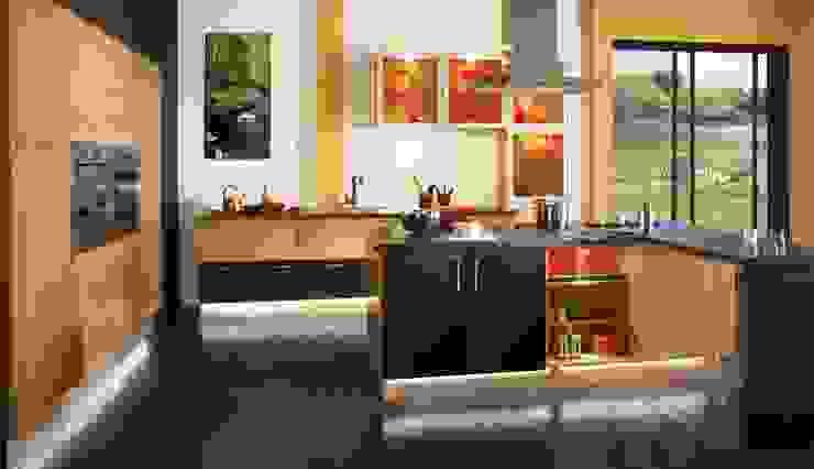 Moderne Küchen von Atelier Cuisine Modern