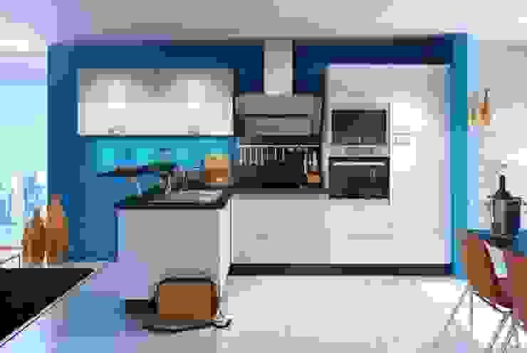 Modèles de cuisines Cuisine moderne par Atelier Cuisine Moderne