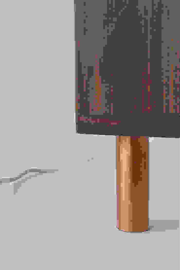 Jardin d'Hiver - table de chevet pour relaxation Géraldine Biard ChambreTables de nuit