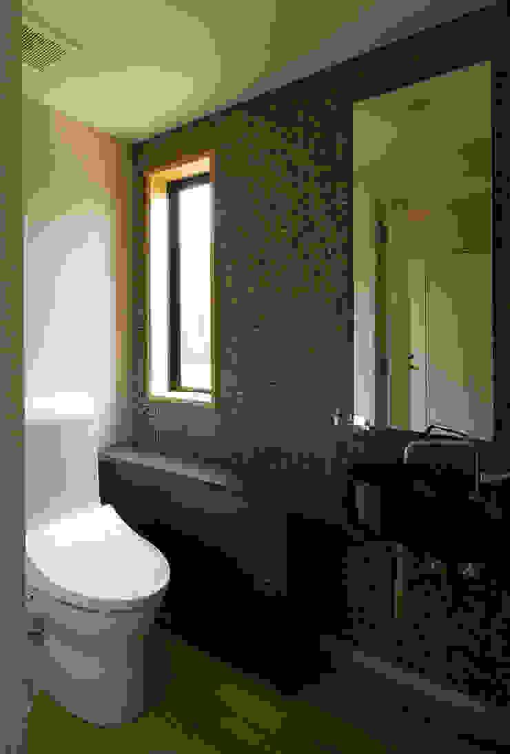 一級建築士事務所アールタイプ ห้องน้ำ
