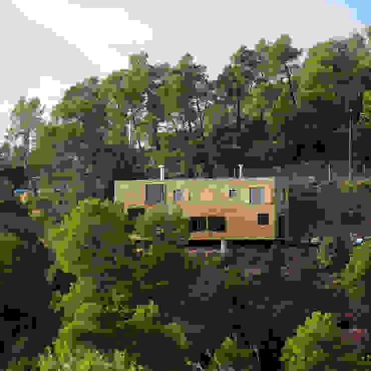 Mediterrane huizen van HARQUITECTES Mediterraan