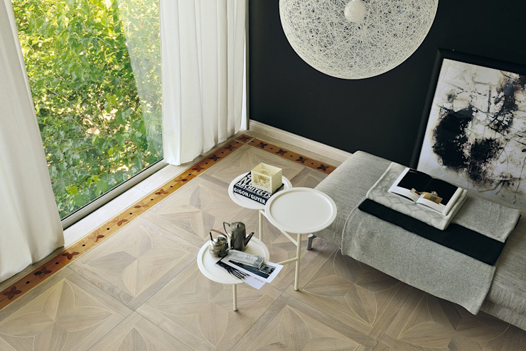 Modern walls & floors by Timberplan Modern