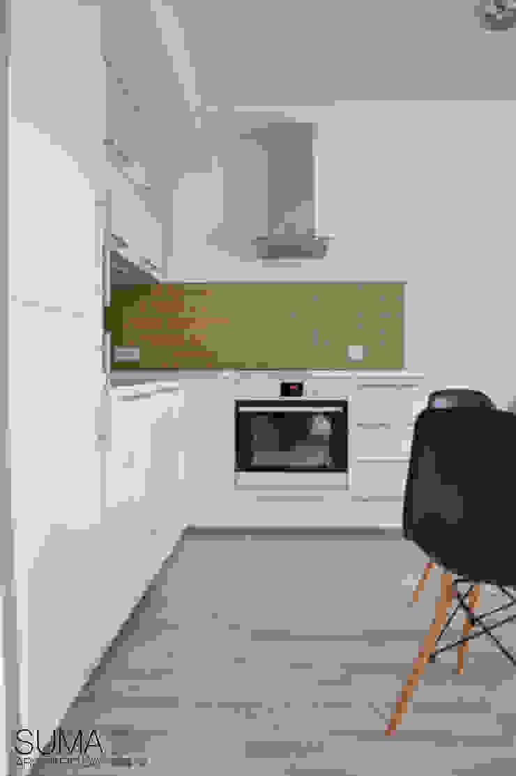 Modern Kitchen by SUMA Architektów Modern