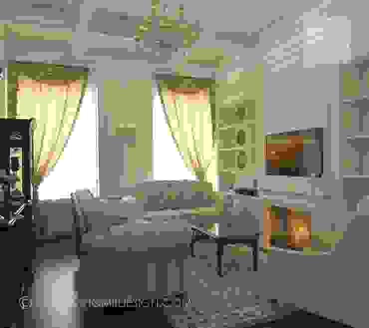 Orlova Home Design Living room