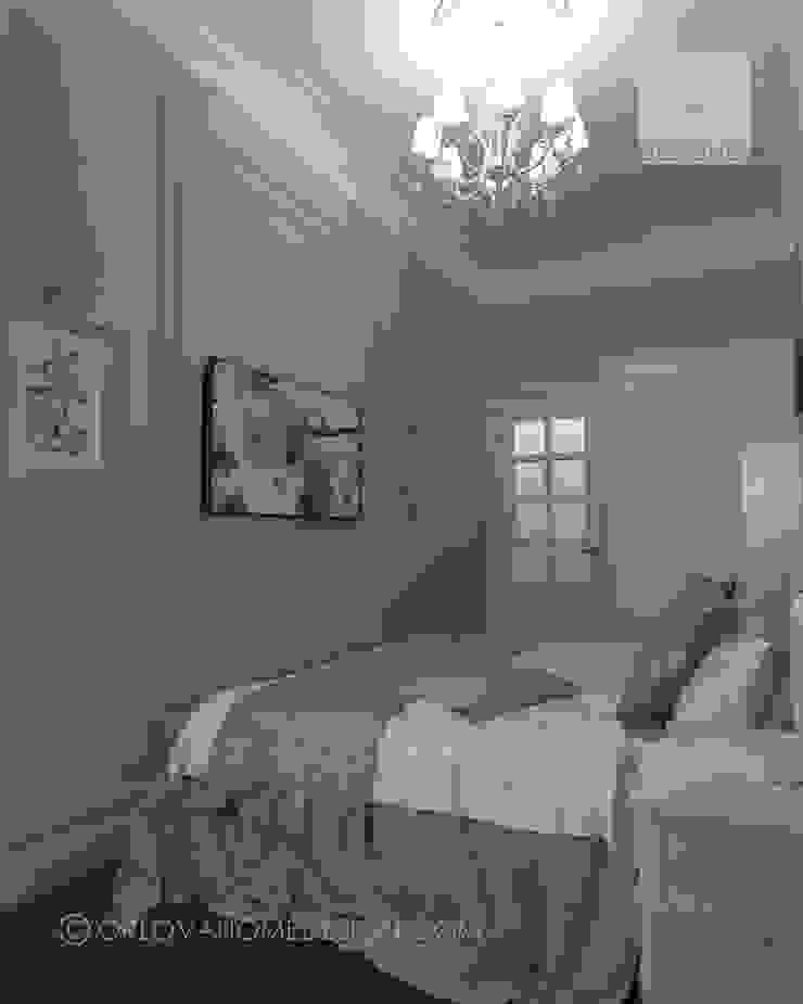 Orlova Home Design Classic style bedroom