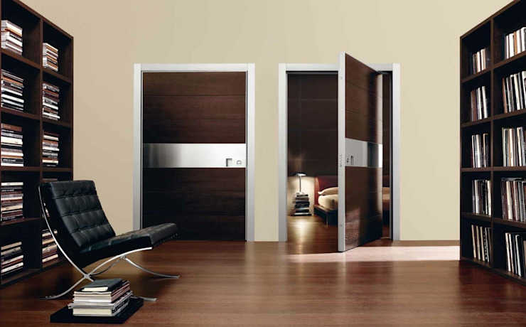 Modern windows & doors by Timberplan Modern