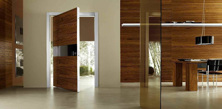 Modern windows & doors by Timberplan Modern