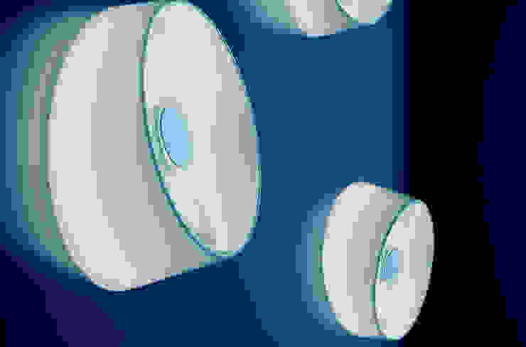 Lámpara Lumiere XXL + XXS pared / techo de Foscarini de XETAI ALTZARIAK Moderno