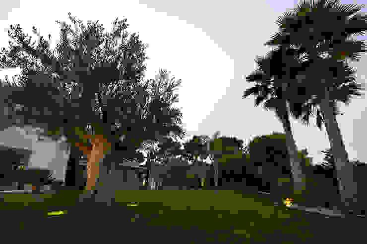 Estudio de paisajismo 2R PAISAJE Jardines de estilo mediterráneo