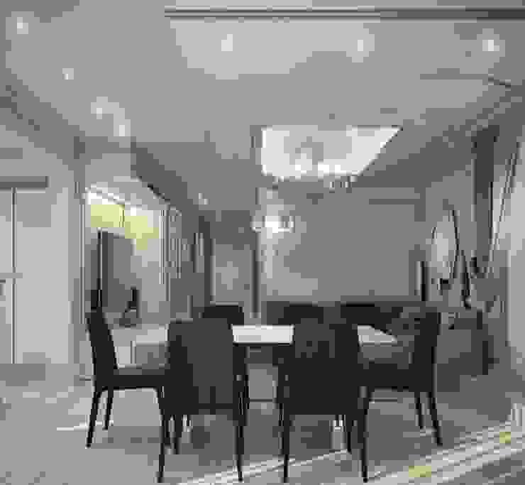 Ruang Keluarga Klasik Oleh E_interior Klasik