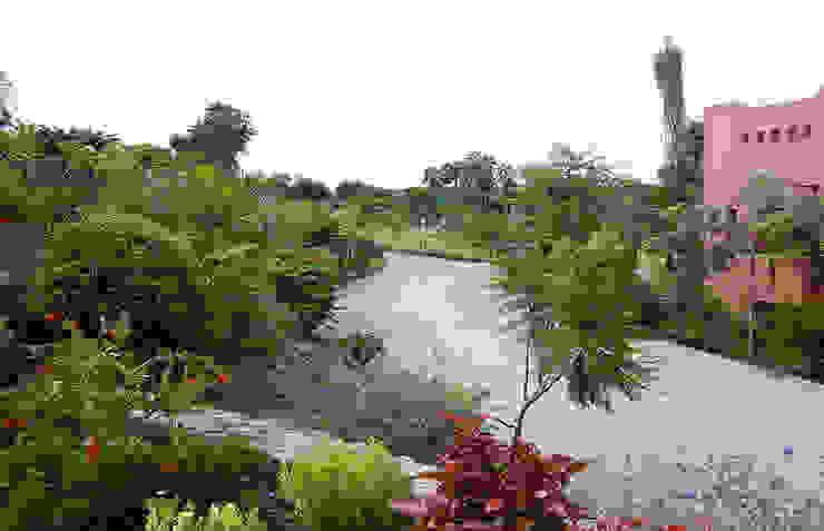 Estudio de paisajismo 2R PAISAJE Jardines de estilo tropical