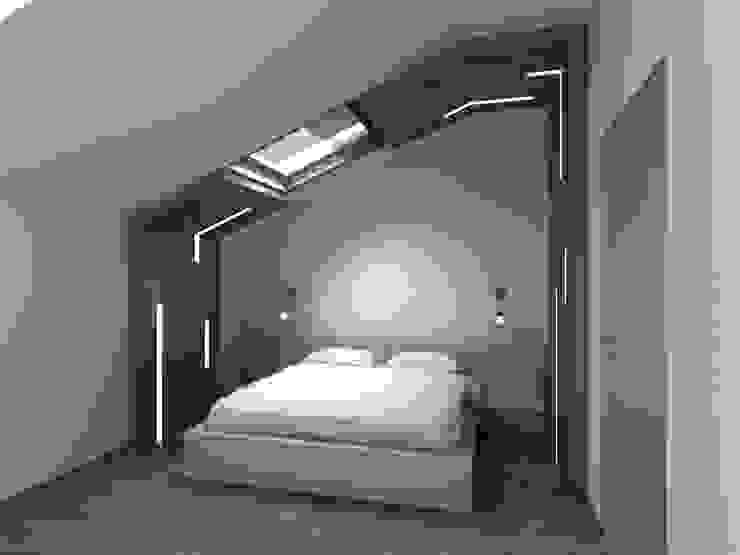 Гостиница <q>Гранд Виктория</q>. Москва, Серпуховка Спальня в классическом стиле от SpacePlace Классический