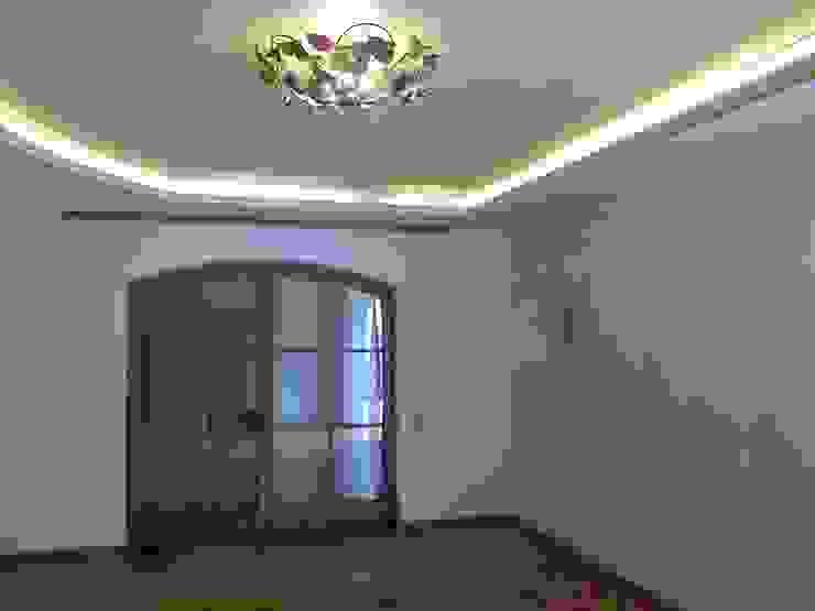 Betonoptik,Spachtel und Marmorputz Klassische Wände & Böden von Malerbetrieb Maleroy Klassisch
