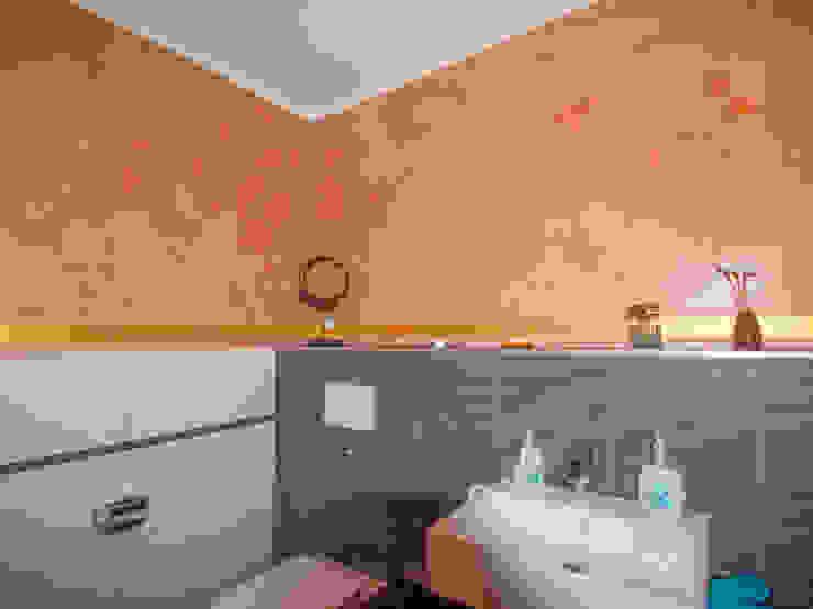 Malerbetrieb Maleroy Eclectic style bathroom