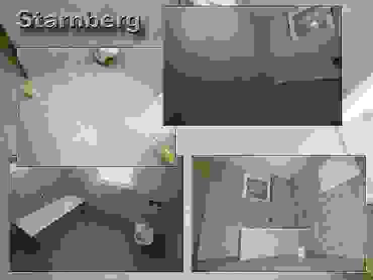 Malerbetrieb Maleroy Modern bathroom