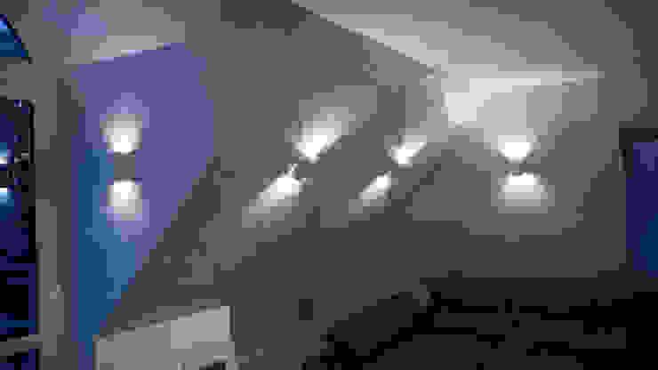 Betonoptik,Spachtel und Marmorputz Moderne Wände & Böden von Malerbetrieb Maleroy Modern