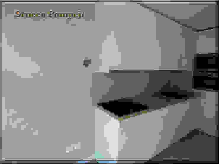 Malerbetrieb Maleroy Eclectic style kitchen