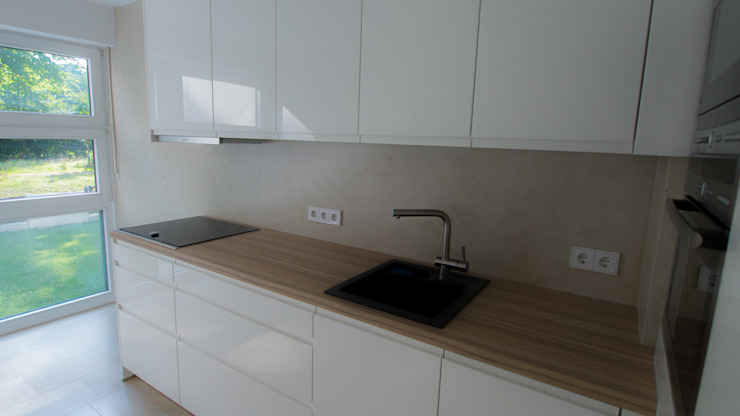 Malerbetrieb Maleroy Modern kitchen