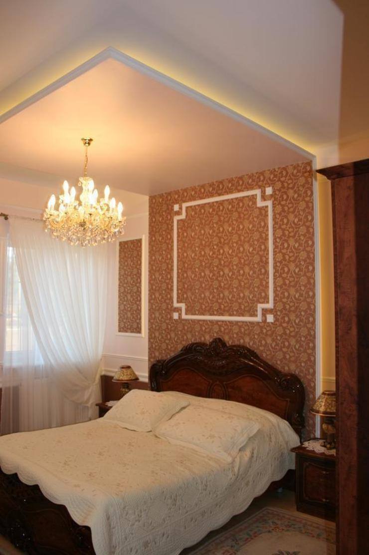 1Architekt Magdalena Mirek-Roszkowska Colonial style bedroom