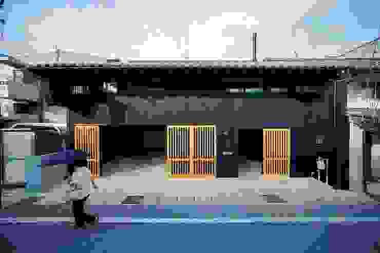 花しょうぶ通りの家・外観 タクタク/クニヤス建築設計 日本家屋・アジアの家