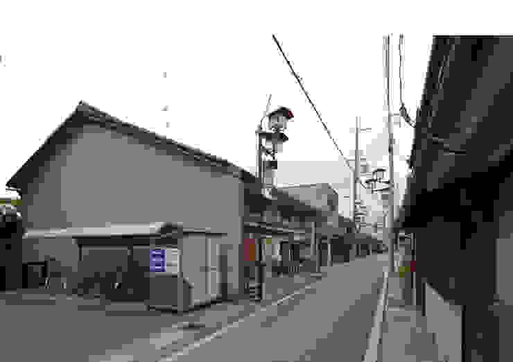 花しょうぶ通りの家・before: タクタク/クニヤス建築設計が手掛けたアジア人です。,和風