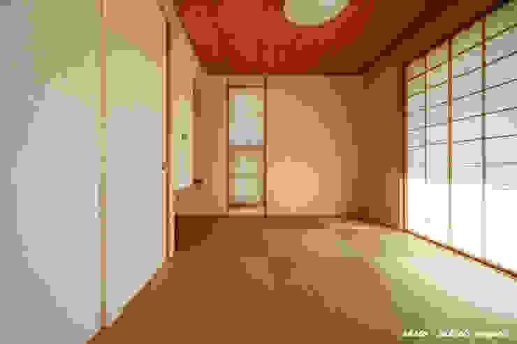 house Y モダンな 壁&床 の フカサワマサキ建築事務所 モダン