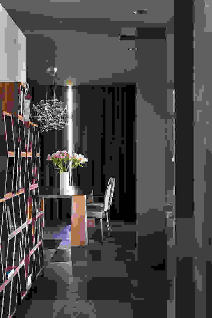 Квартира для Космополита Рабочий кабинет в стиле минимализм от INCUBE Алексея Щербачёва Минимализм