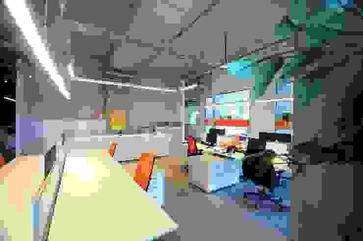 FMC OFİS VE LABORATUVAR na-md Mimarlık Modern