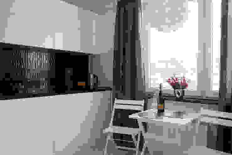 Kuchnia: styl , w kategorii Kuchnia zaprojektowany przez A&A Studio Wnętrz,Nowoczesny