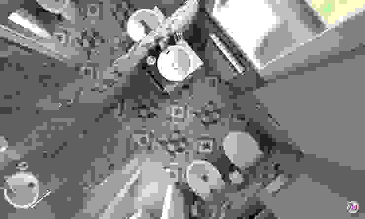 Baños de estilo moderno de Studio 7sei Moderno