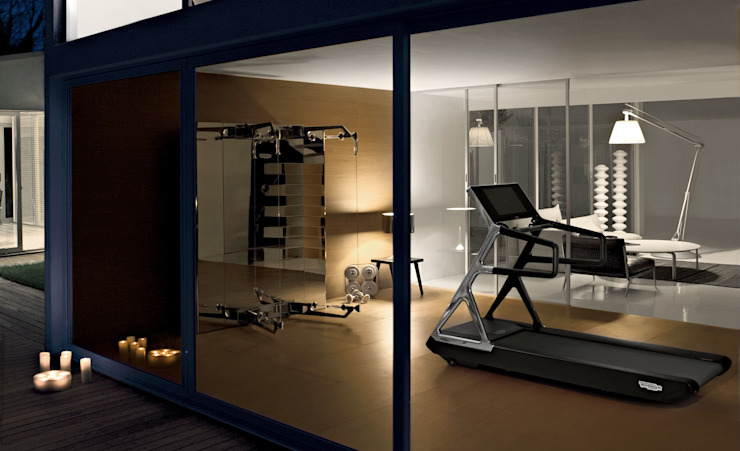 Fitnessruimte door Technogym Germany GmbH,